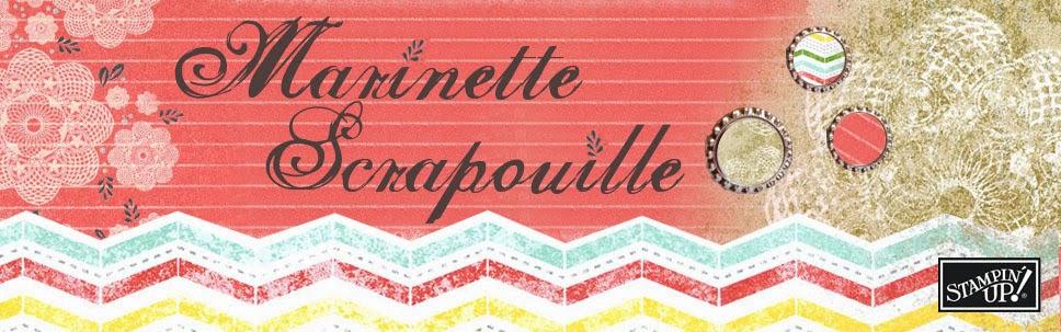 Marinette scrapouille