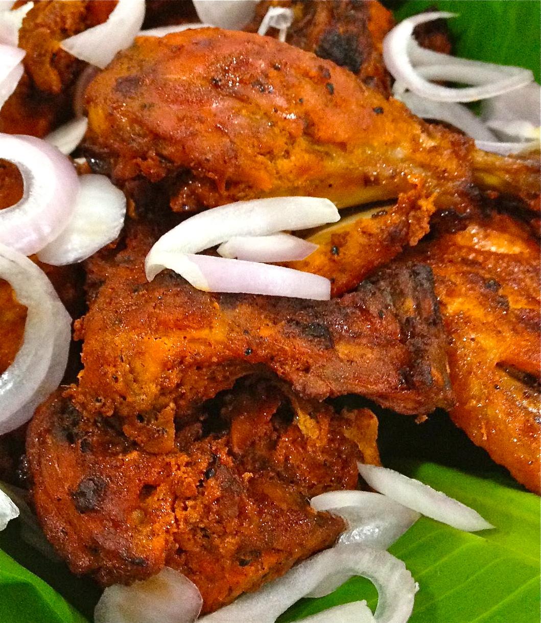 Tandoori kitchen - Tandoori Chicken Minus The Tandoor Or Clay Oven
