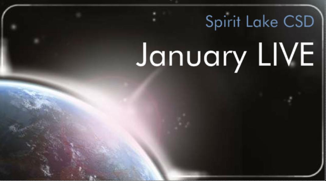 SLHS January LIVE