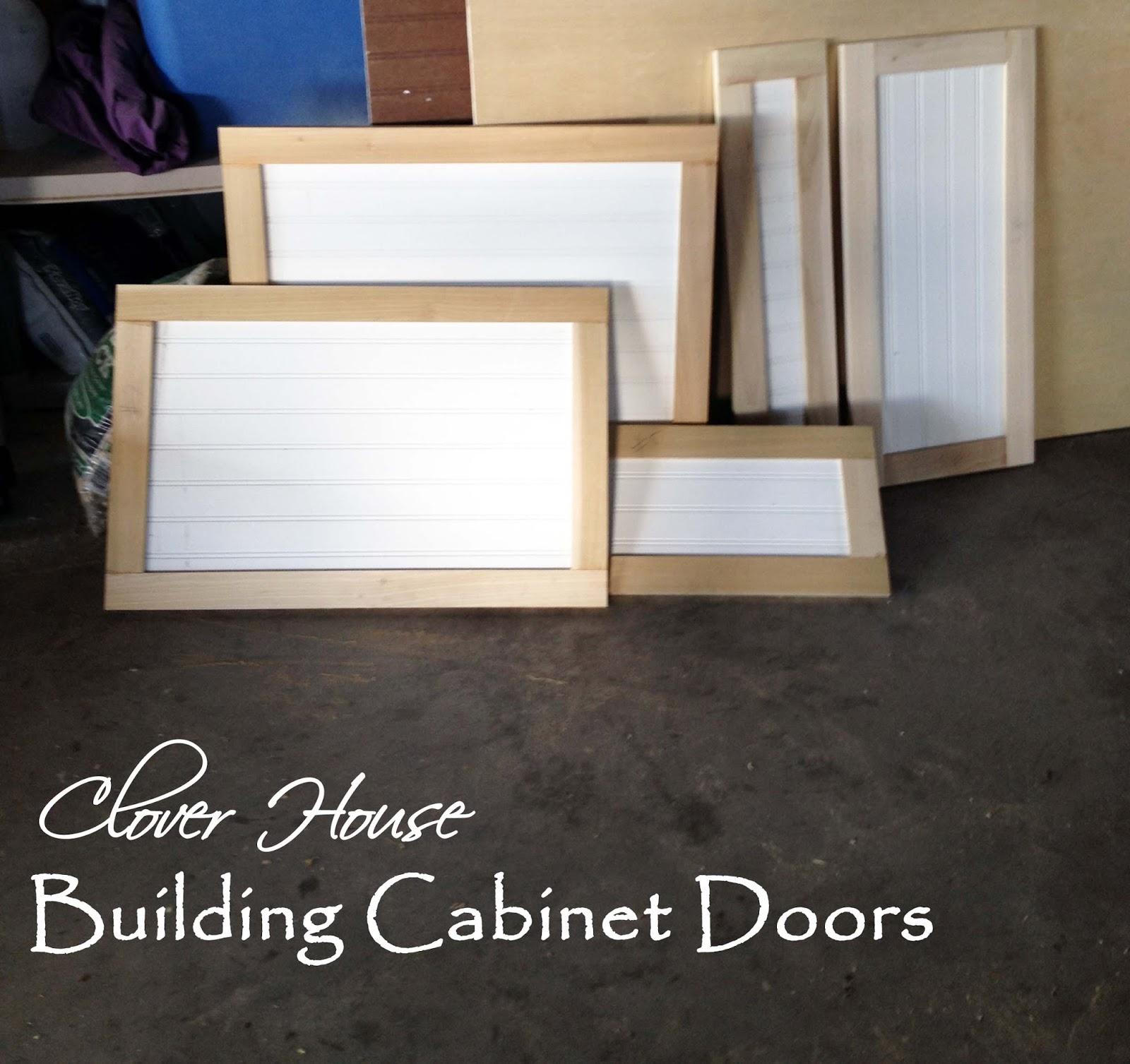 Clover House Kitchen Cabinet Makeover Part 3
