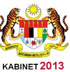 :: KABINET MALAYSIA 2013 ::