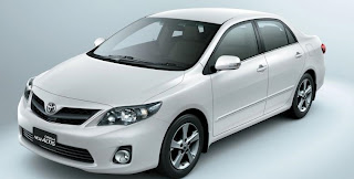 Grand New Corolla Altis
