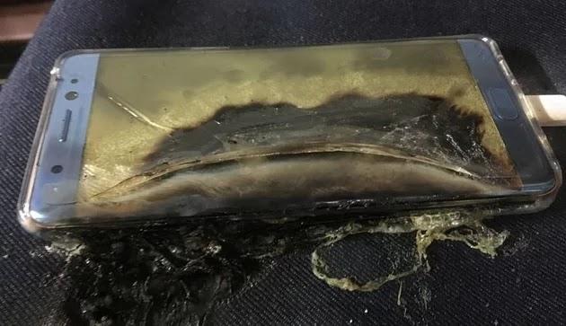 Επείγουσα ανακοίνωση της Samsung για τα Galaxy Note 7: «Κλείστε τα όλοι - Υπάρχει σοβαρός κίνδυνος»