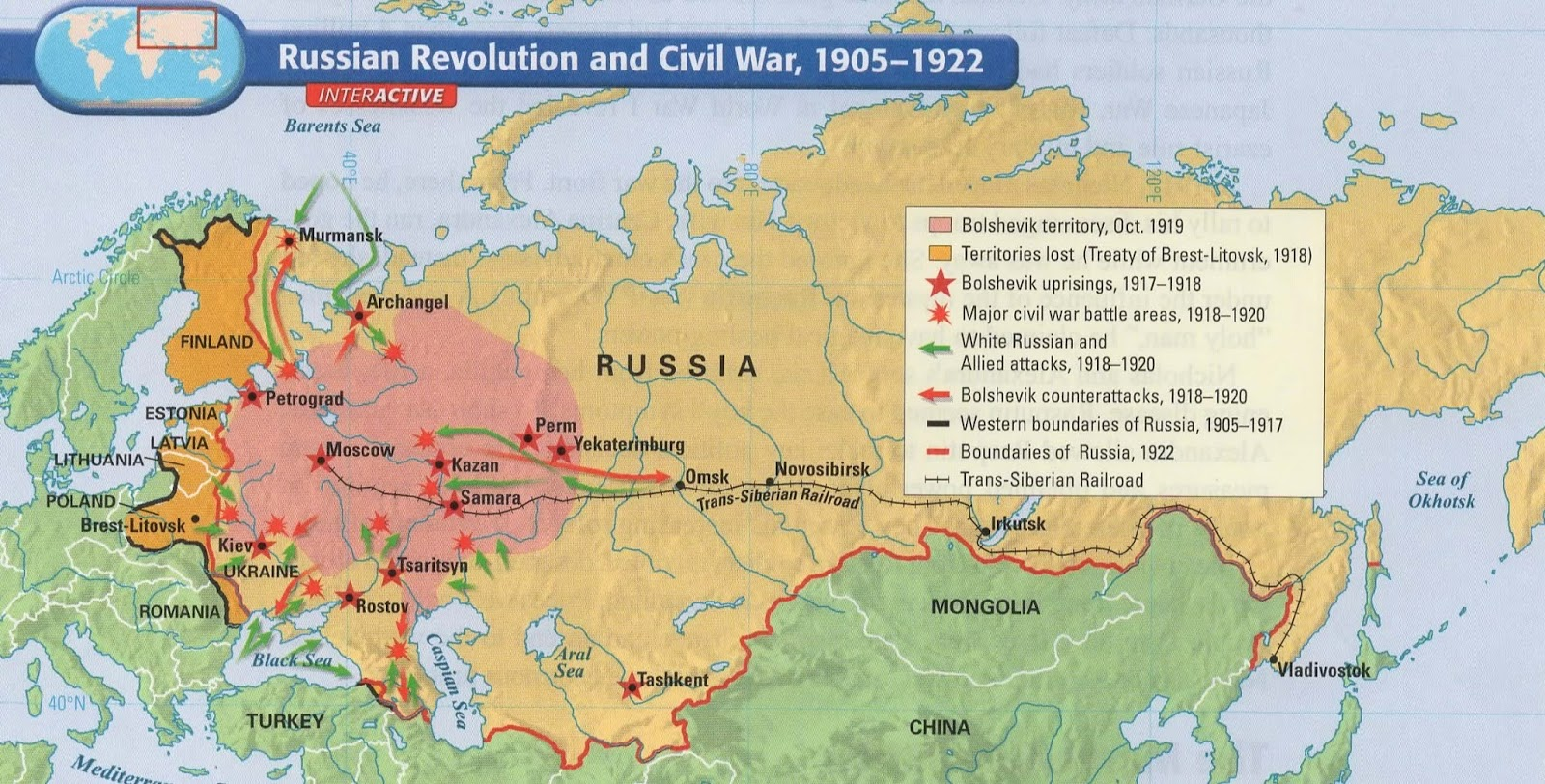 a history of russian revolution of 1917 The russian revolution of 1917, led by stalin, trotsky and lenin was later described as 'the will of the people' - but how russian was this revolution really.