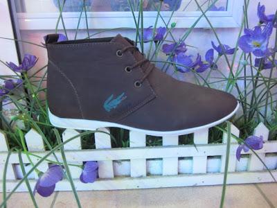 Mạnh mẽ - trẻ trung - ấm áp với những đôi giày nam đẹp Linhkent