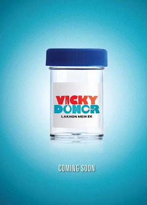 Vicky Donor First Look Poster