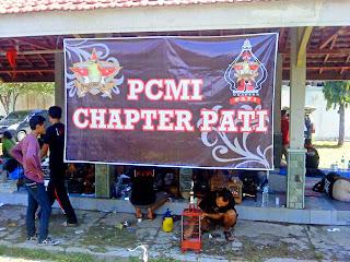 PCMI Chapter Pati