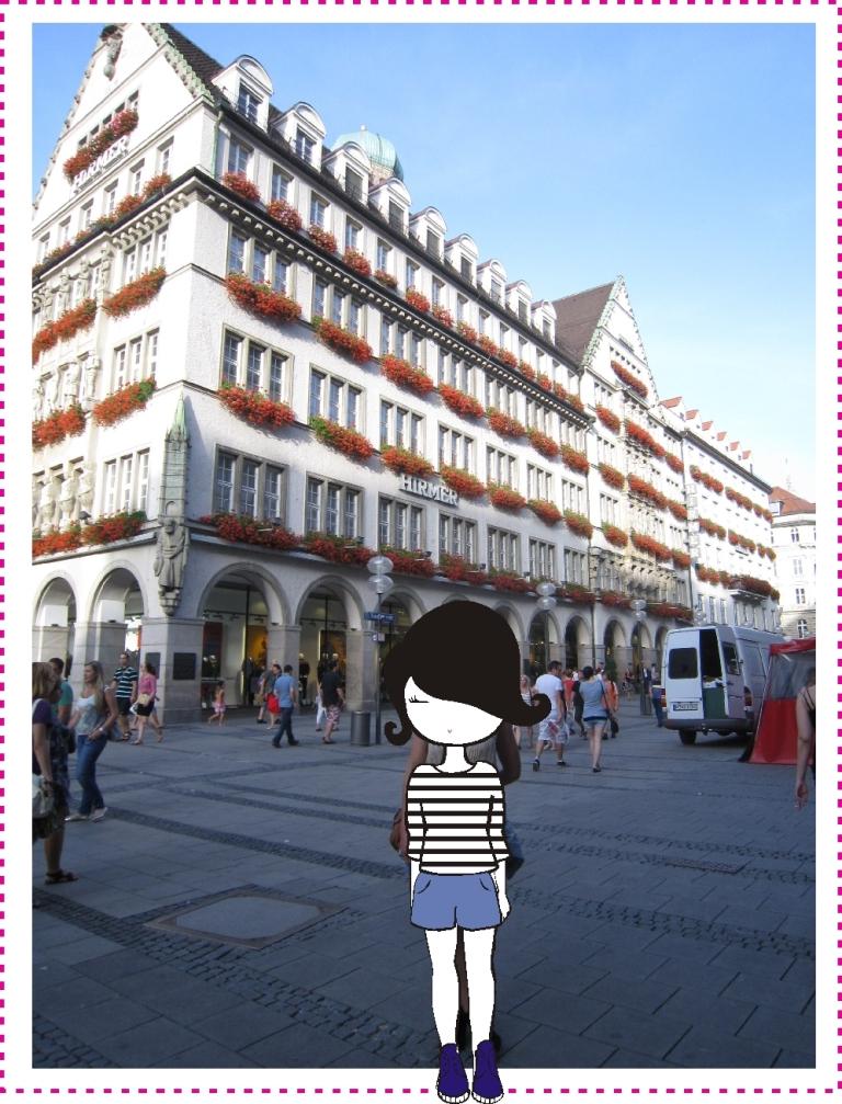 Los viajes de lolita chiq lolita chiq en munich for Oficina turismo munich
