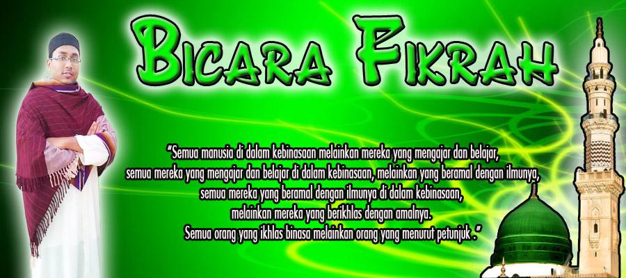 bicara FIKRAH