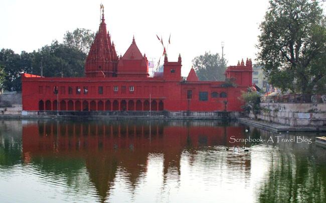 Ancient temples of Varanasi