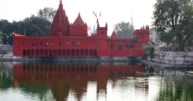 Kashi Yatra Tales Of The Ancient Temples Scrapbook A Travel Blog