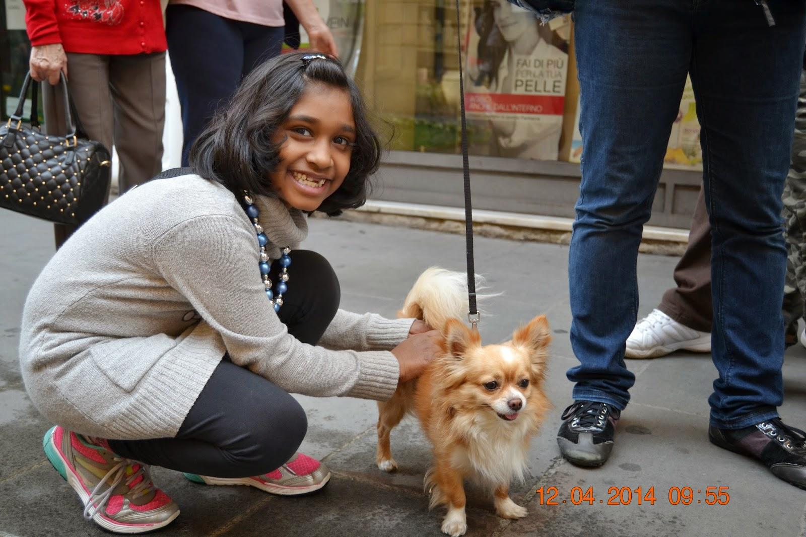 Cutry Dogs, Pretty @ Pisa
