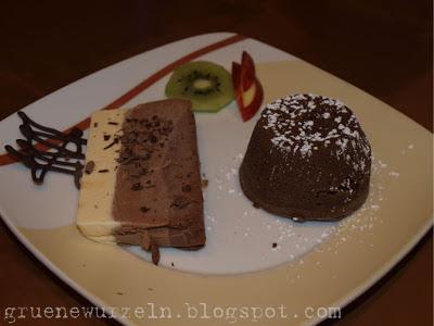 Schoko-Dessert; Schokoladetiger-Dessert