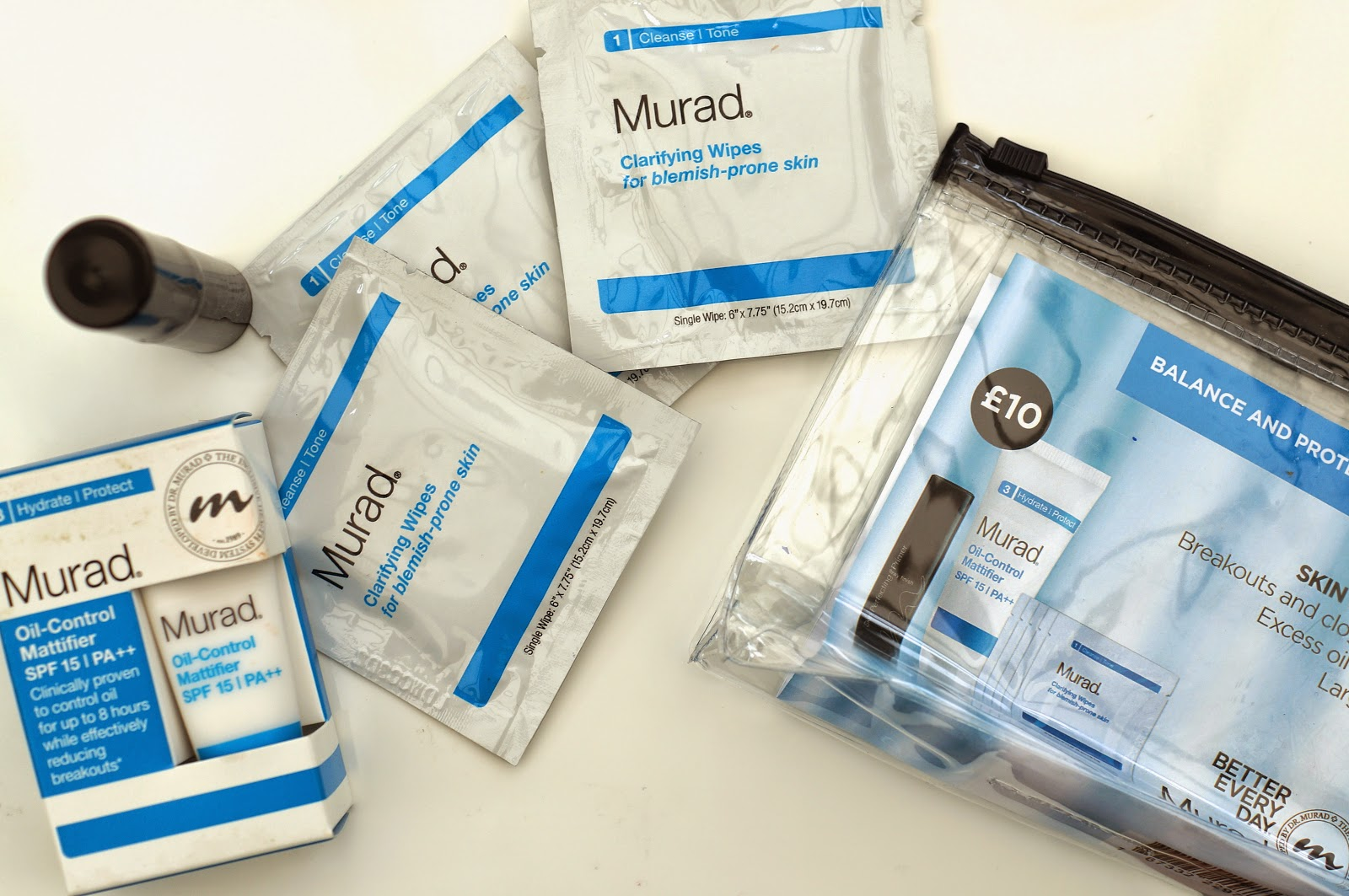 murad balance and protect set
