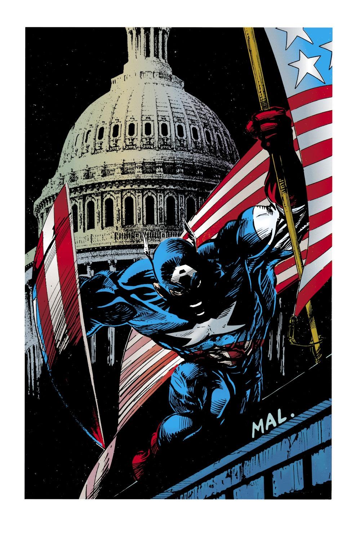 Captain America (1968) Issue #425 #375 - English 37