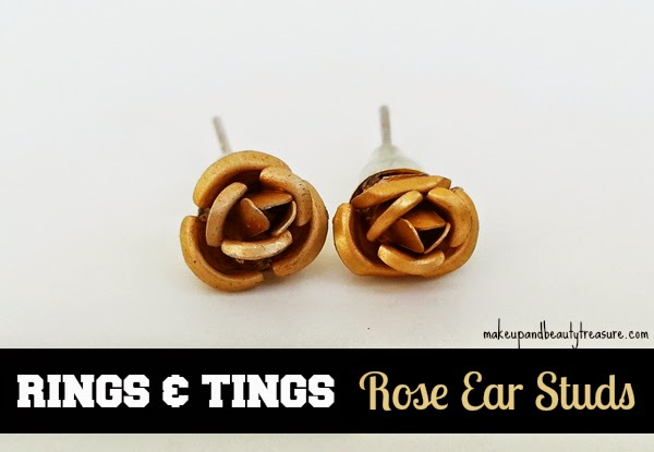 Rings And Tings-Earrings