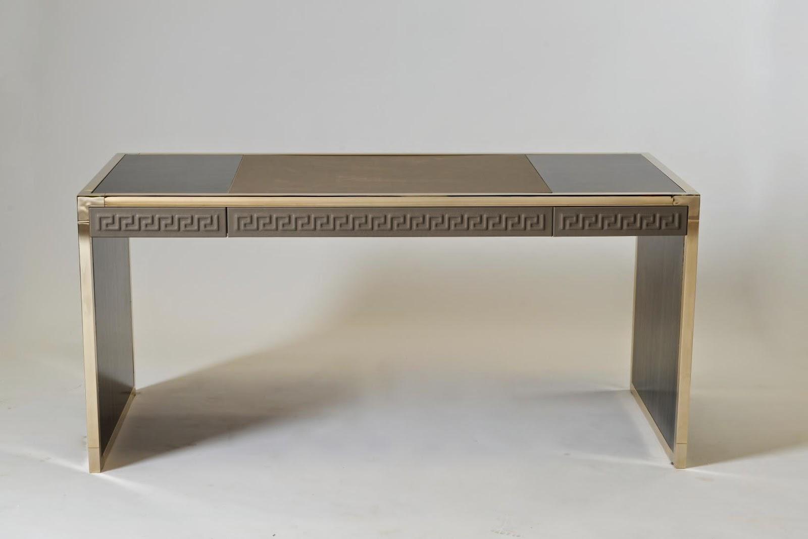 my vitrina mv news versace home debuts new styles at salone de mobile 2014. Black Bedroom Furniture Sets. Home Design Ideas