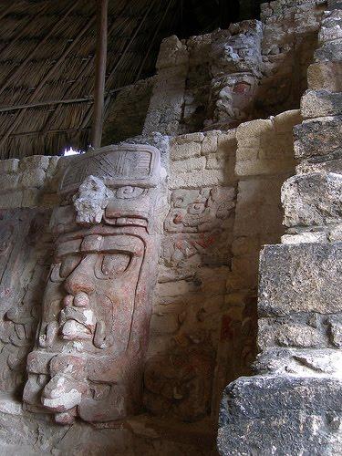 Arquitectura Mesoamericána