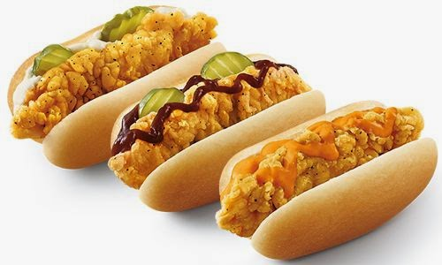 Sonic Drive In introduces innovative new menu items to kick off 2015