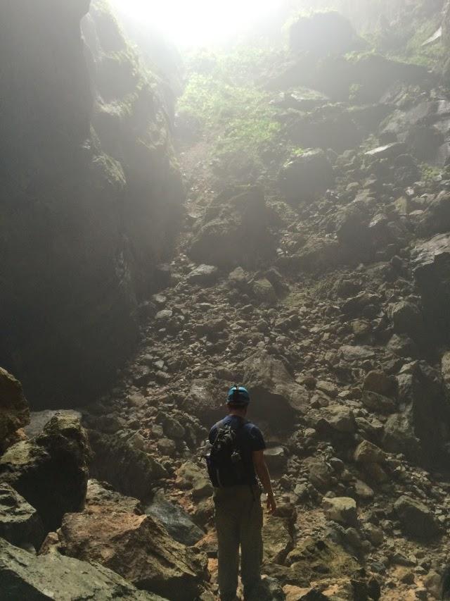 trekking Son Doong 10