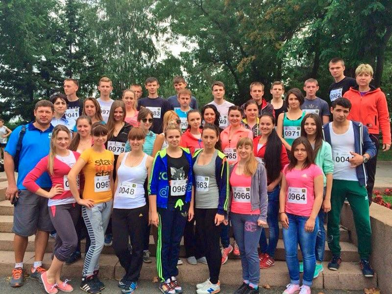 21 червня 2014 року в м. Миколаєві на вул. Адміральській пройшов Олімпійський день бігу.