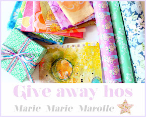 Give away hos Marolle