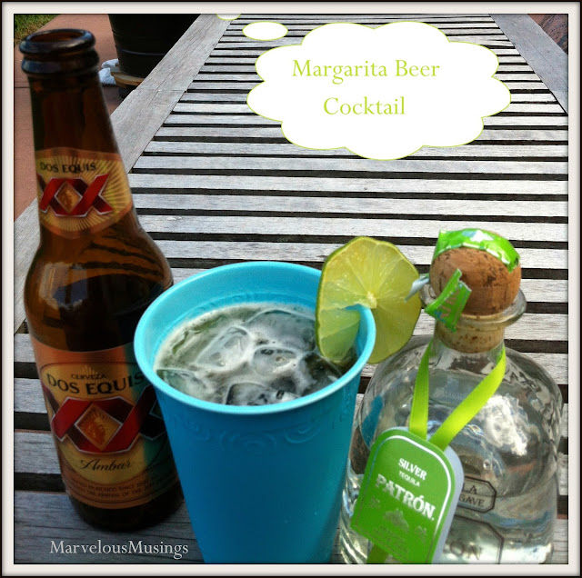 margarita beer cocktail marvelousmusings
