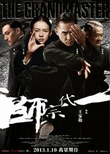 Poster original de The Grandmaster