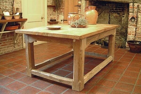 stół debowy