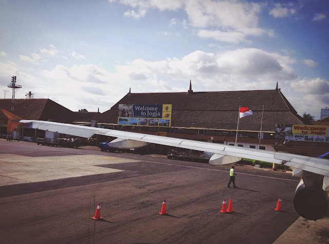 Yogyakarta Adisucipto International Airport