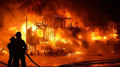 Kronologi Terjadinya Kebakaran Hotel di Mekkah