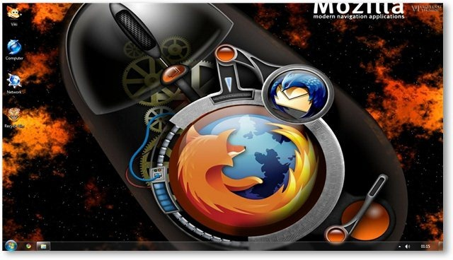 Mozilla Firefox Wallpaper Free Download