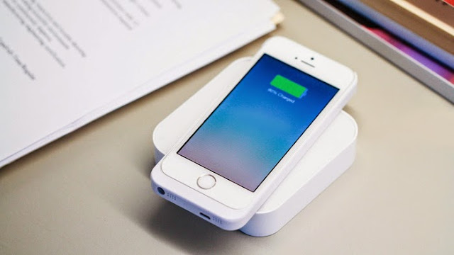Portable Wireless Recharger