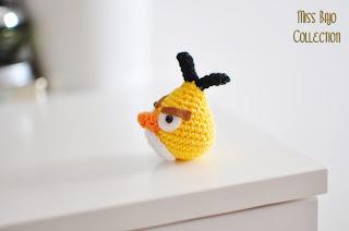 angry bird amarillo