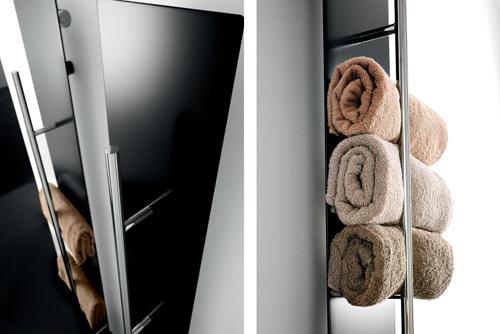Awesome Handdoeken Opbergen In Badkamer Contemporary - New Home ...