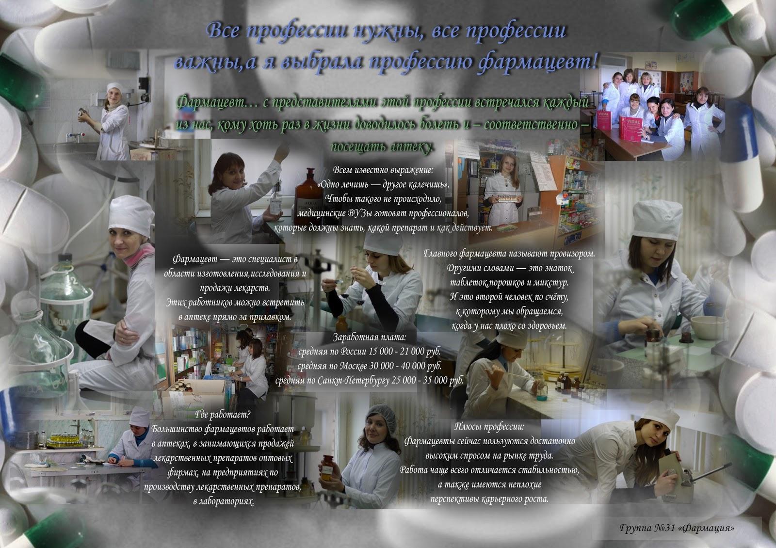 Поздравления фармацевту с днем рождения - Поздравок 82