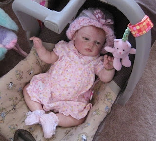 Cindybin Reborn Baby Doll Chelsea S New Toy And Dress