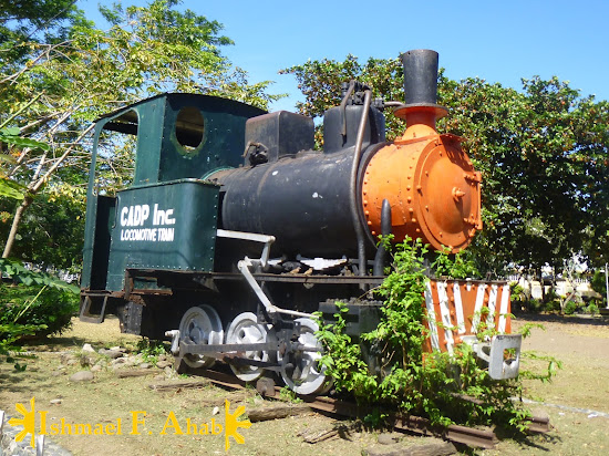 CADP Locomotive in Nasugbu, Batangas