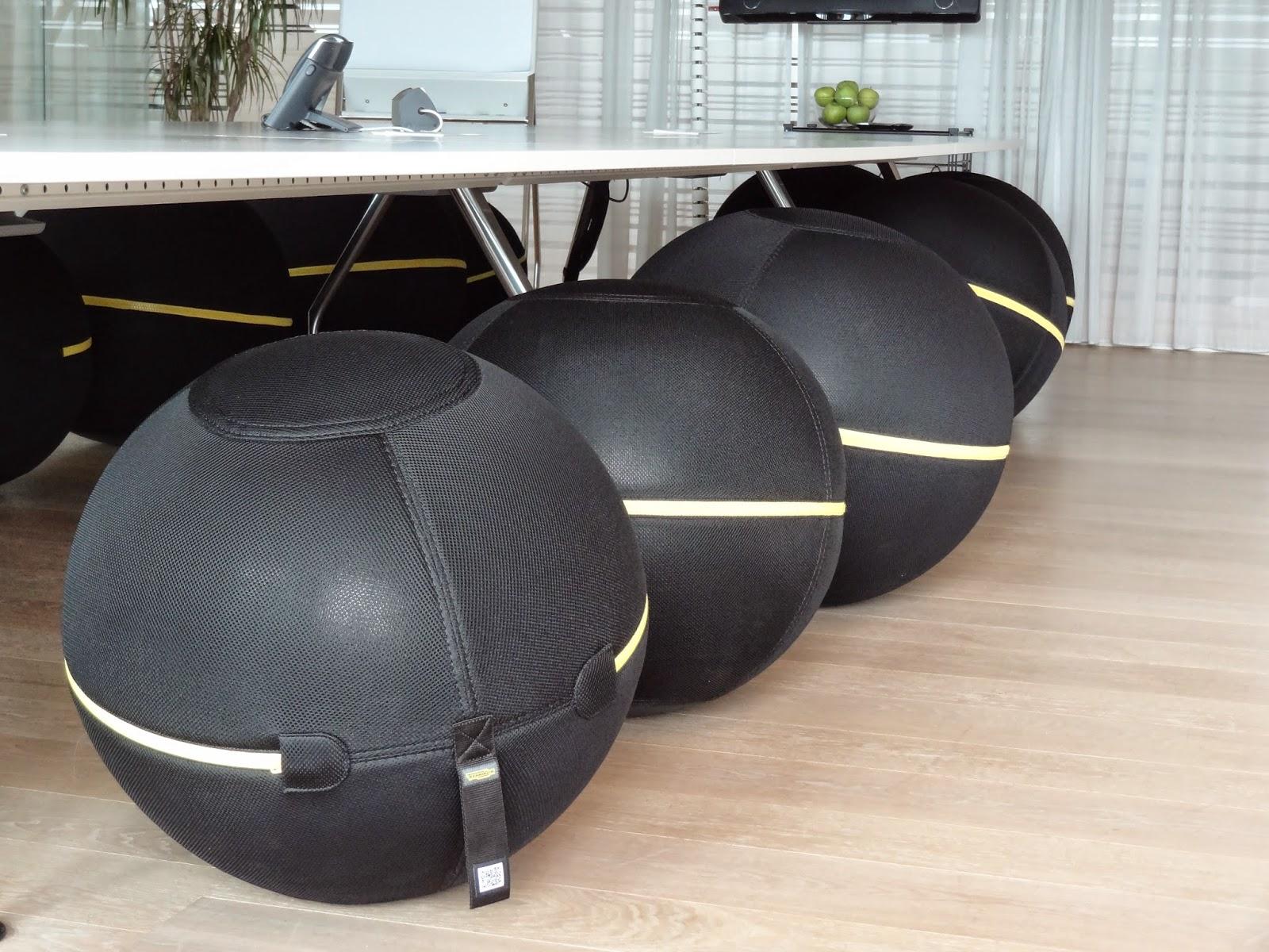 Technogym HQ Cesena Office Wellness Ball