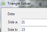 Triangle Solver Thumb