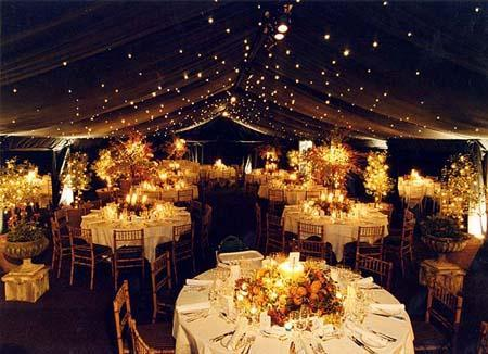 Inexpensive wedding decor romantic decoration for Cheap wedding table decorations ideas