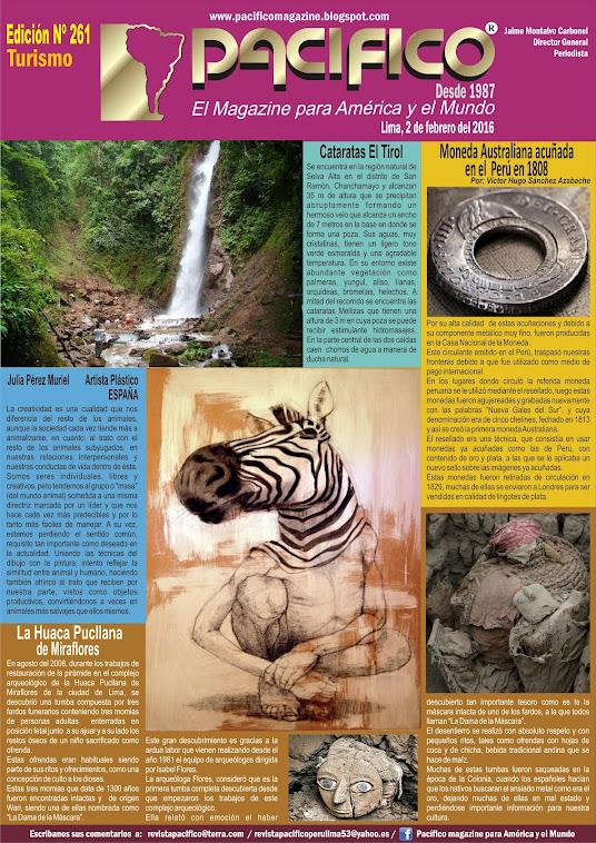 Revista Pacífico Nº 261