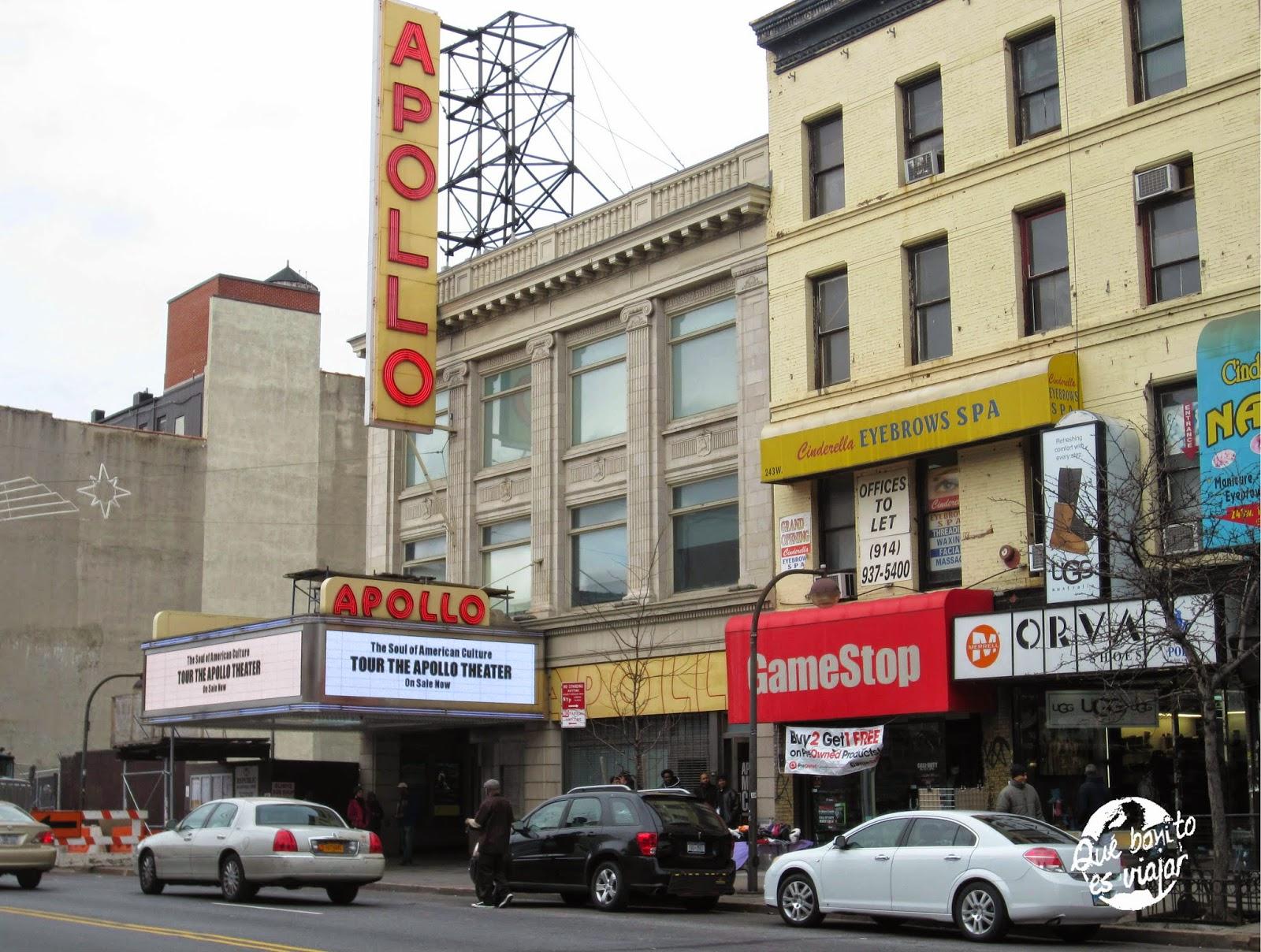 Harlem, el Nueva York más negro