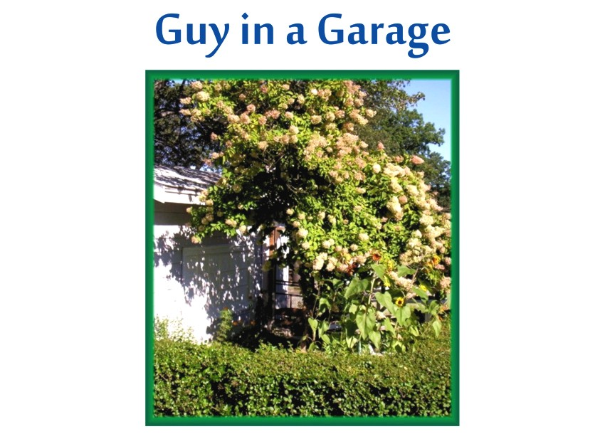 Guy in a Garage