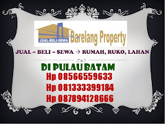 Info Property Terlengkap di Pulau Batam (Jual – Beli – Sewa)