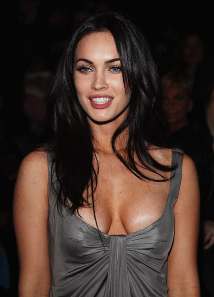 megan fox makeup how to. megan fox makeup and hair.
