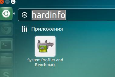 Главного меню dash не показывает использованные программы