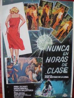 Nunca En Horas De Clase (1978)