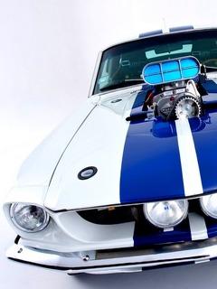 Mustang Car Mobile Wallpapers