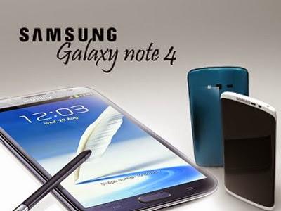 Harga HP Terbaru Samsung Galaxy Note 4